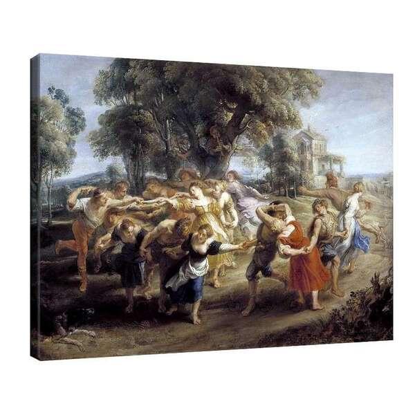 Петер Паул Рубенс - Селски танц №7862