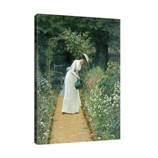 Едмънд Лейтън - Моята дамска градина №7875