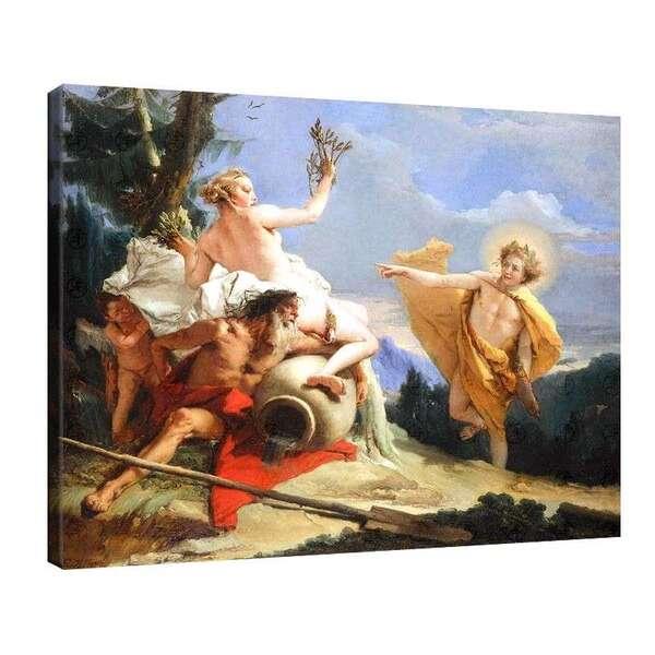 Джанбатиста - Аполон преследващ Дафне №7897