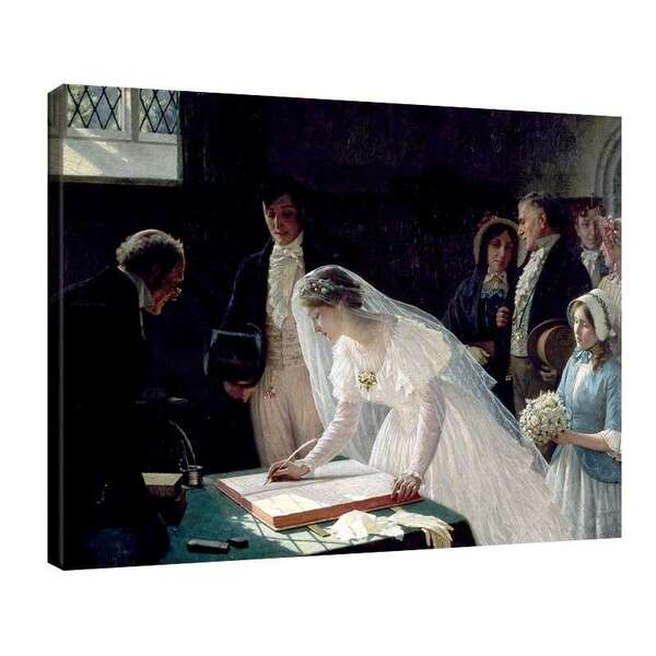 Едмънд Лейтън - Бракосъчетание №7900