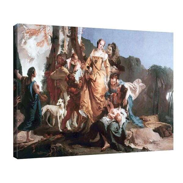 Джанбатиста - Намирането на Моисей №7912