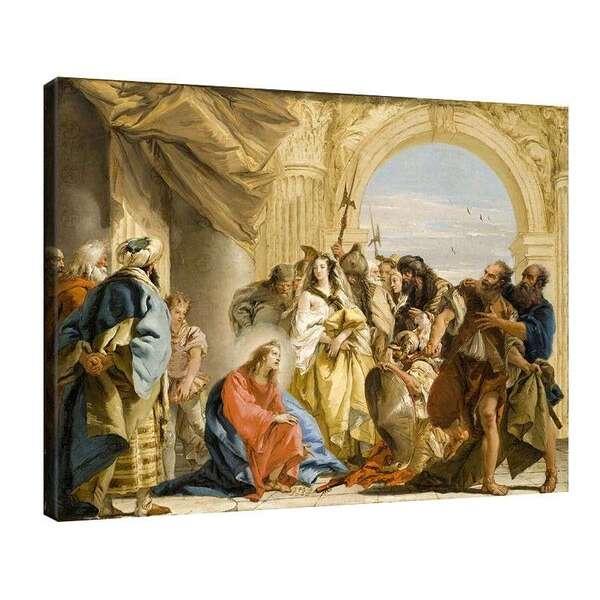 Джанбатиста - Христос и грешницата 2 №7921