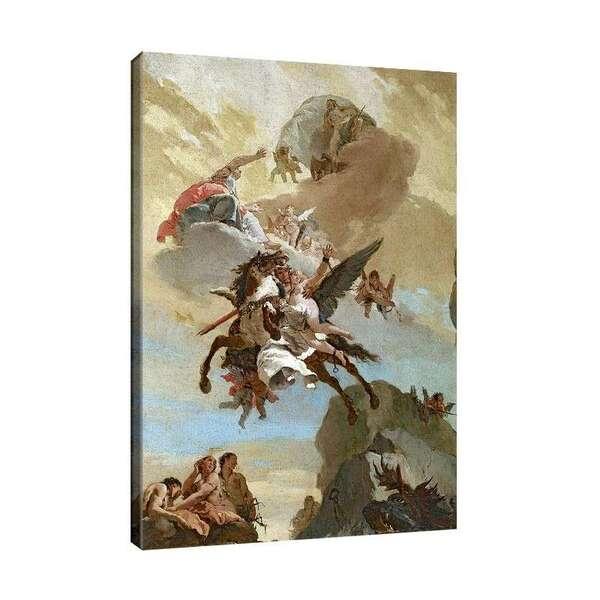 Джанбатиста - Персей и Андромеда №7927