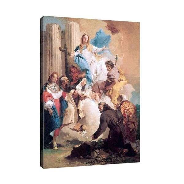 Джанбатиста - Богородица и шест светци №7930