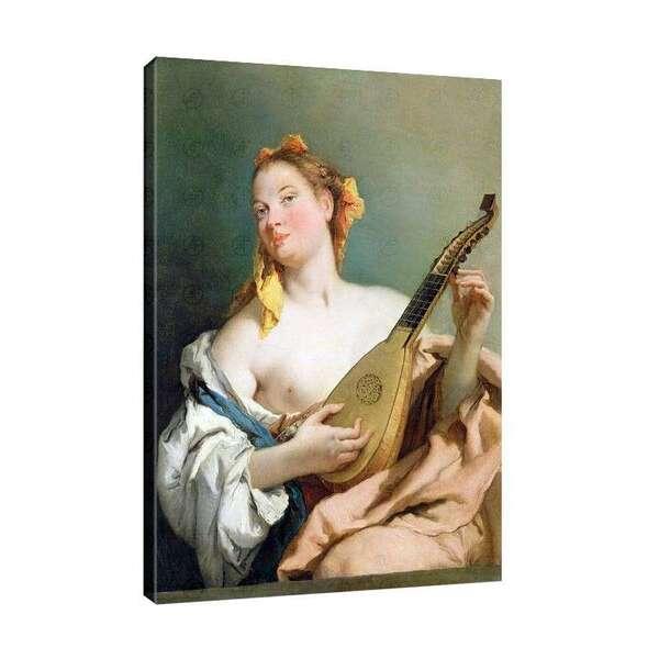 Джанбатиста - Момиче с мандолина №7931