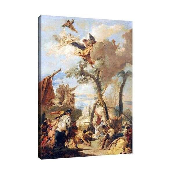 Джанбатиста - Събиране на манна небесна №7933