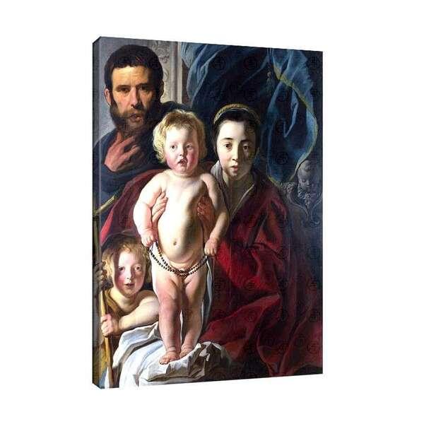 Якоб Йорданс - Светото семейство 1 №7980