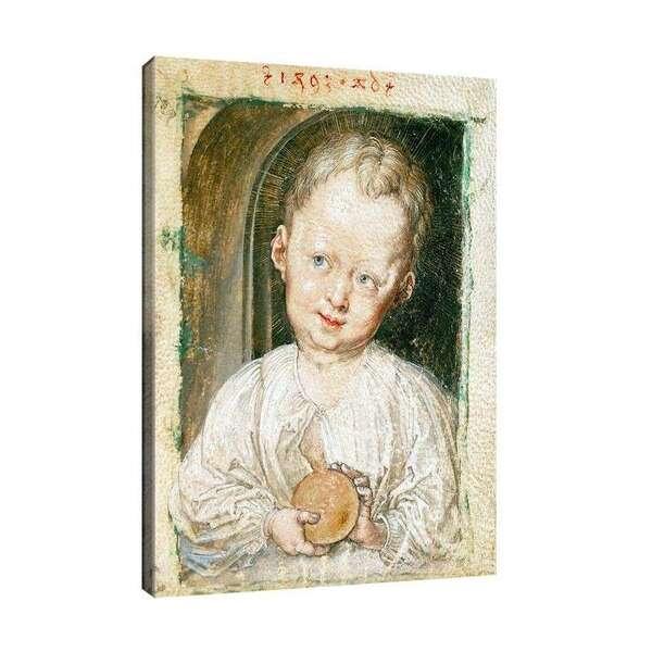 Албрехт Дюрер - Младенецът Христос с топка №8033