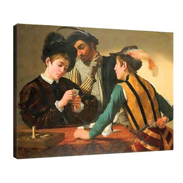 Караваджо - Игра на карти №8042
