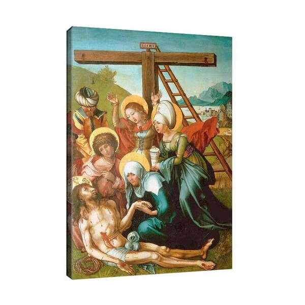 Албрехт Дюрер - Оплакване на Христа 01 №8043
