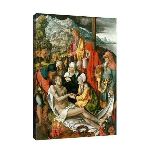 Албрехт Дюрер - Оплакване на Христа 02 №8045