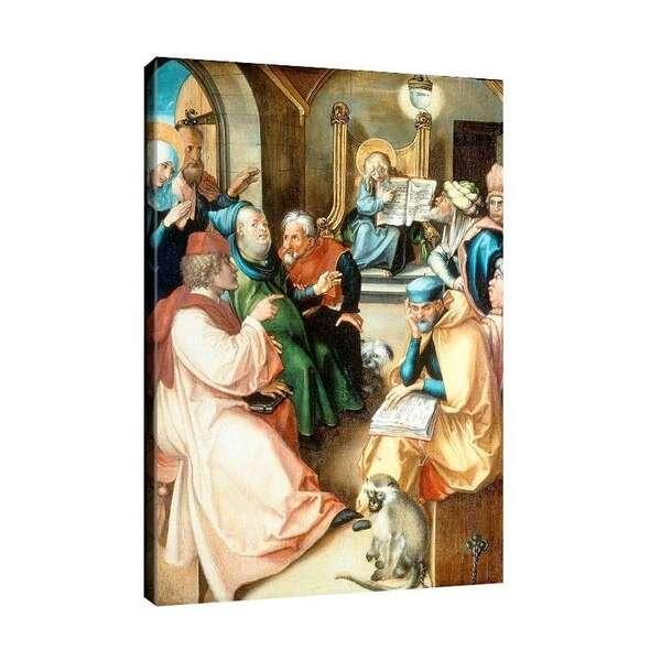Албрехт Дюрер - Седемте мъки на Богородица №8059