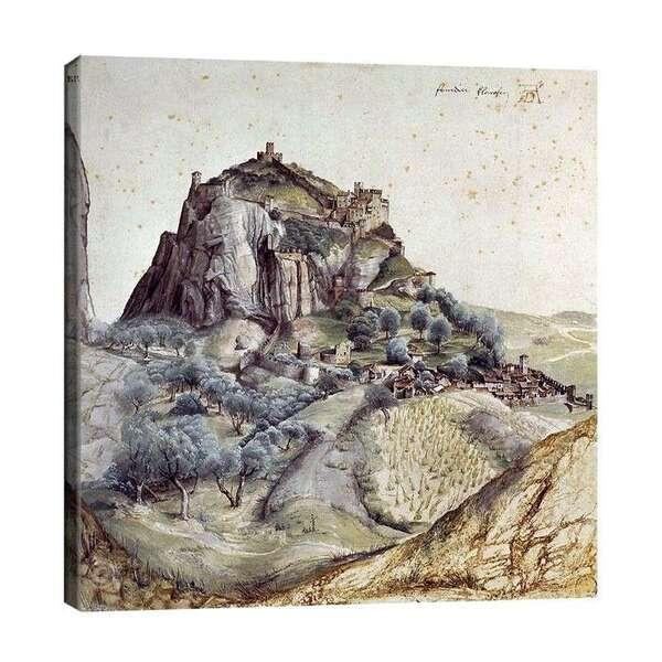 Албрехт Дюрер - Изглед към замъка Арко в Южен Тирол №8065