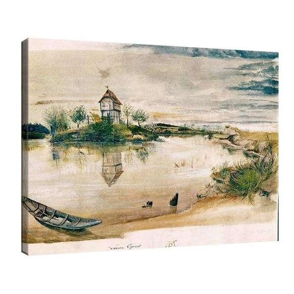 Албрехт Дюрер - Къща на езерото №8080