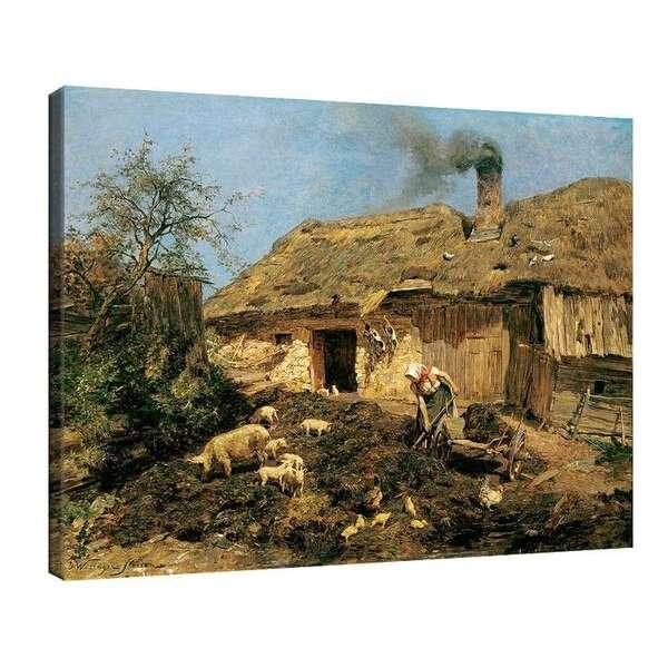 Олга Уизингър - Флориан - Работа във фермата №8085