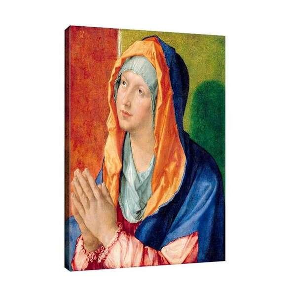 Албрехт Дюрер - Дева Мария в молитва №8087