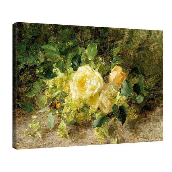 Олга Уизингър - Флориан - Букет от рози №8100