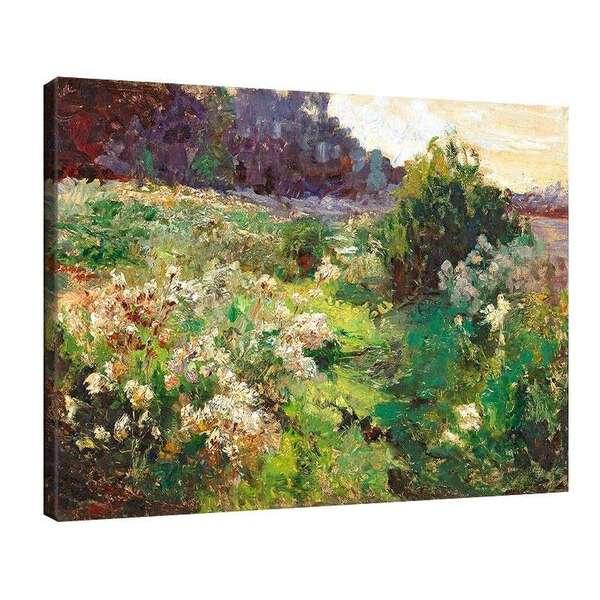 Олга Уизингър - Флориан - Цветен пейзаж №8108