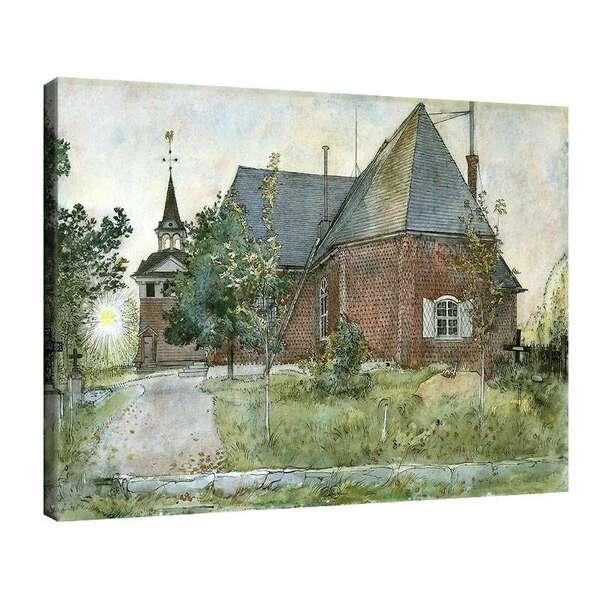 Карл Улов Ларсон - Стара църква в Съндбърн №8126
