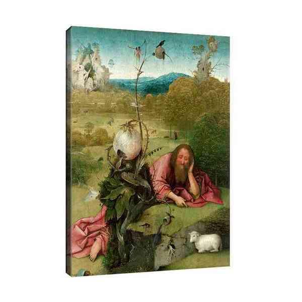 Йеронимус Бош - Свети Йоан Кръстител №8140