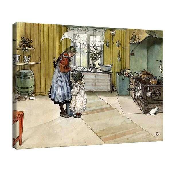 Карл Улов Ларсон - Кухня №8144