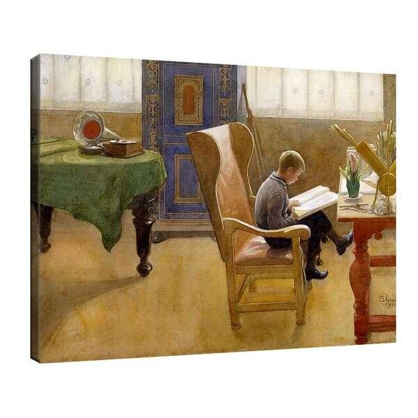 Карл Улов Ларсон - Ученик №8145