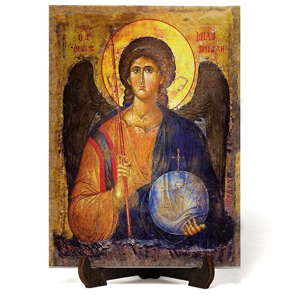 "Икона ""Свети Архангел Михаил"" на Врачански Камък №9643"