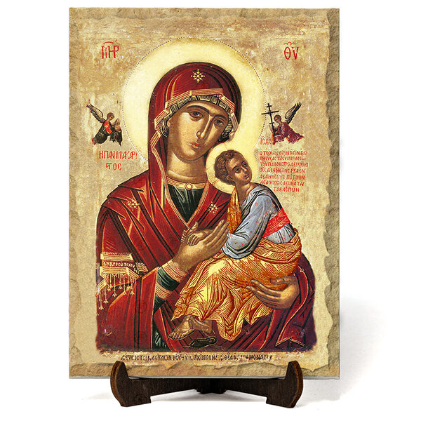 """Икона """"Света Богородица"""" на Врачански Камък №9644"""