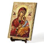 """Икона """"Света Богородица"""" на Врачански Камък"""
