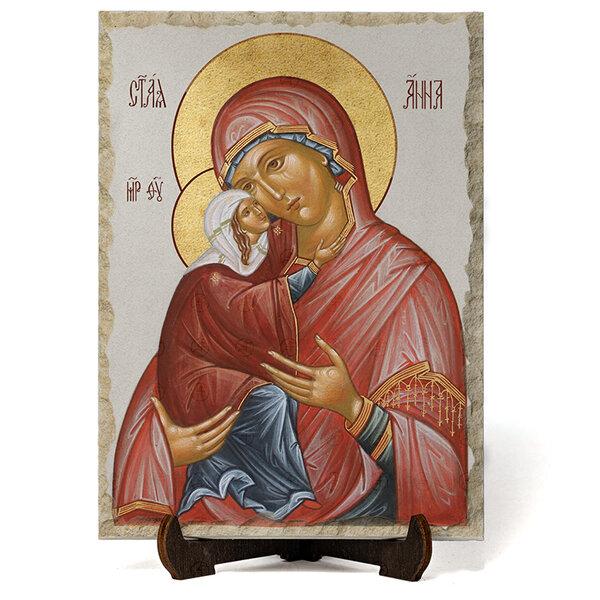 """Икона """"Света Анна """" на Врачански Камък №9650"""