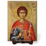 "Икона ""Свети Трифон "" на Врачански Камък"