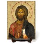 "Икона ""Иисус Христос Пантократор"" на Врачански Камък"