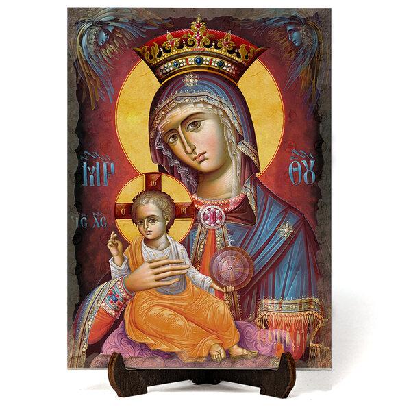 """Икона """"Света Богородица"""" на Врачански Камък 3 №9671"""