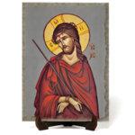 """Икона """"Иисус Христос """" на Врачански Камък"""