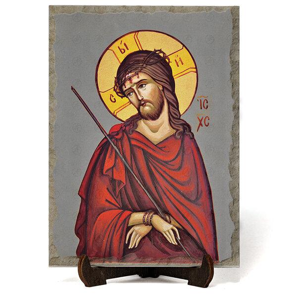 """Икона """"Иисус Христос """" на Врачански Камък №9675"""