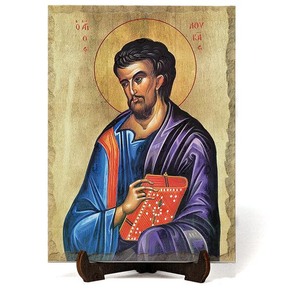 "Икона ""Свети апостол Лука"" на Врачански Камък №9677"