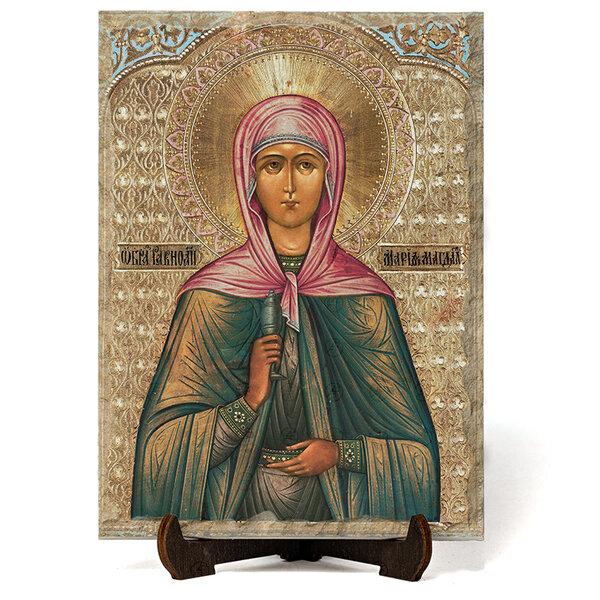 """Икона """"Света Мария Магдалена """" на Врачански Камък №9678"""