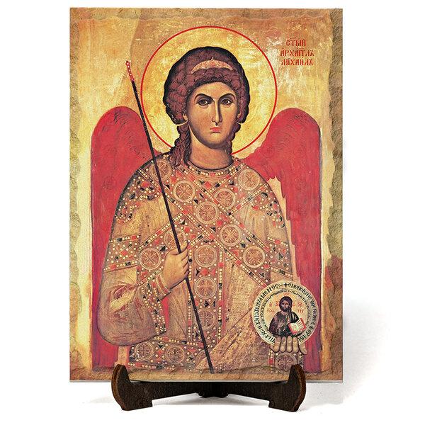 "Икона ""Свети Архангел Михаил"" на Врачански Камък 2 №9679"
