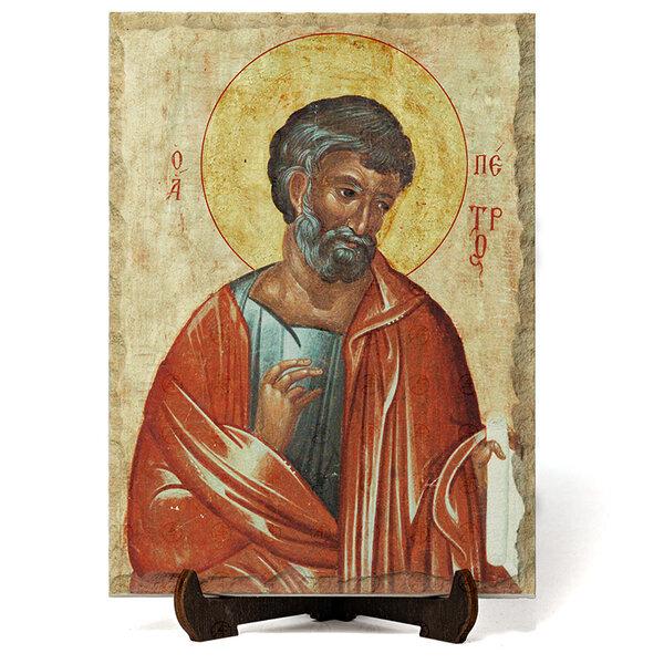 """Икона """"Свети апостол Петър"""" на Врачански Камък №9681"""