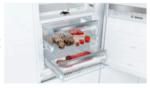 Хладилник с фризер за вграждане BOSCH KIF86PFE0