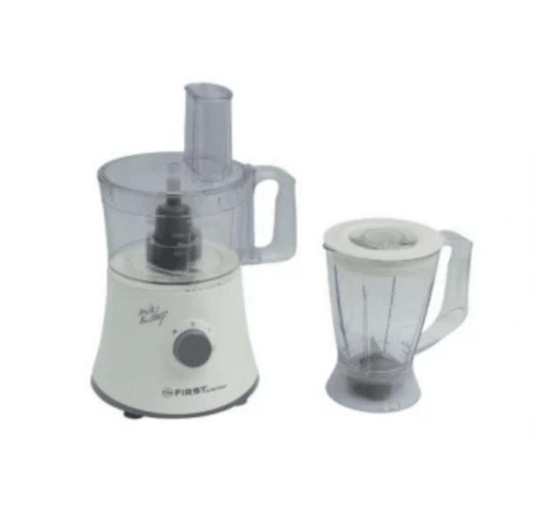 Кухненски робот First Austria FA-5118-3, 7 в 1, 500 W, 1.5 л, Аксесоари