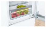 Хладилник с фризер за вграждане BOSCH KIS87AFE0