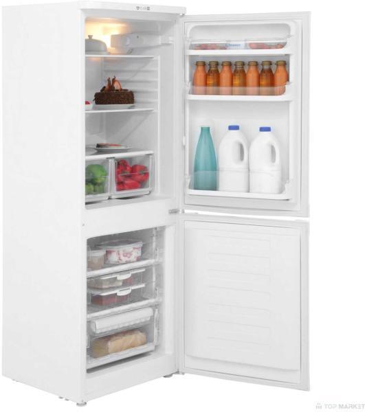 Хладилник с фризер Indesit NCAA55