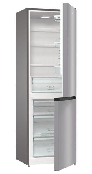 Комбиниран хладилник с фризер Gorenje  RK6192ES4 + 5 години гаранция