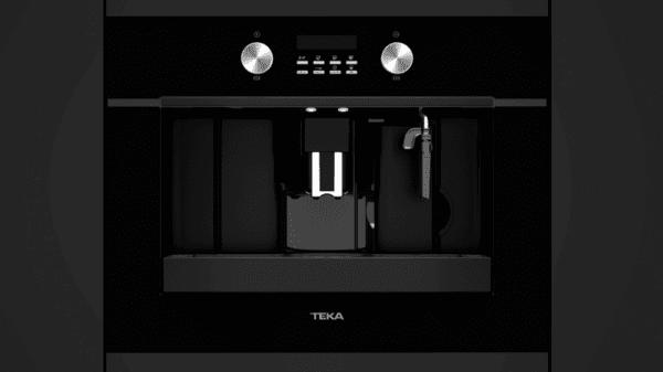Автоматична кафемашина с кафемелачка, за вграждане TEKA CLC 855 БЕЗ РАМКА