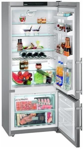 Хладилник с фризер Liebherr CNPesf 4613 - 5  ГОДИНИ ГАРАНЦИЯ + подарък