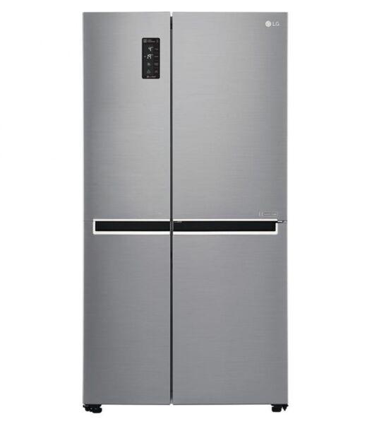 Хладилник с фризер LG GSB760PZXV