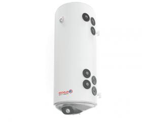 Бойлер Eldom 120л. 3 kW вертикален, две паралелни десни серпентини, неръждаем WV12046IS21R
