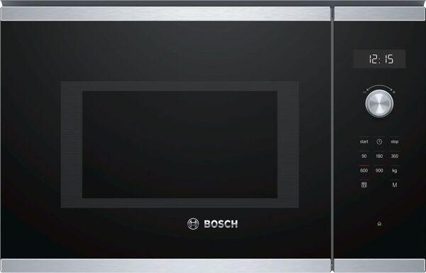 Микровълнова фурна за вграждане Bosch BFL554MS0