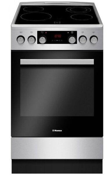 Стъклокерамична готварска печка Hansa FCCX 59493